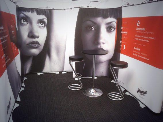 Exhibition Stand Design.